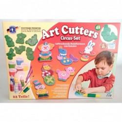 ART CUTTERS   SET CIRCO 6X80 G