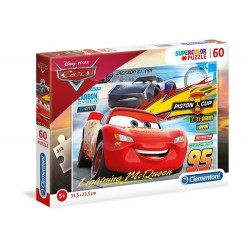 PUZZLE 60 CARS FRIEND FOR WIN