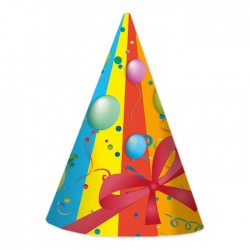 6 Cappellini Happy Birtday