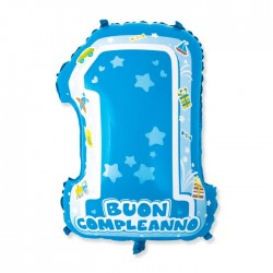 Pall.Mylar 1 Compleanno...