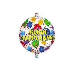 Pall.Mylar buon compleanno...