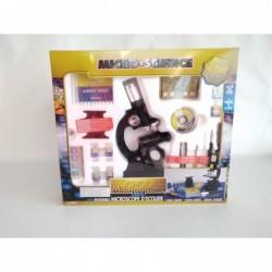 MICROSCOPIO 1000x  9002