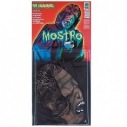 MOSTRO (MANTELLO E MASCHERA)