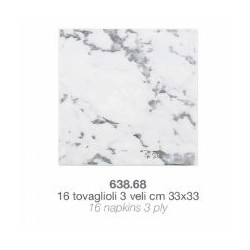 16 TOVAGLIOLI MARBLE 33X33CM