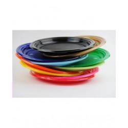 Piatti in plastica colorati...