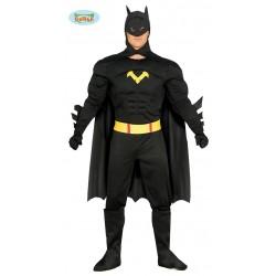 BLACK HERO ADULTO TG. L